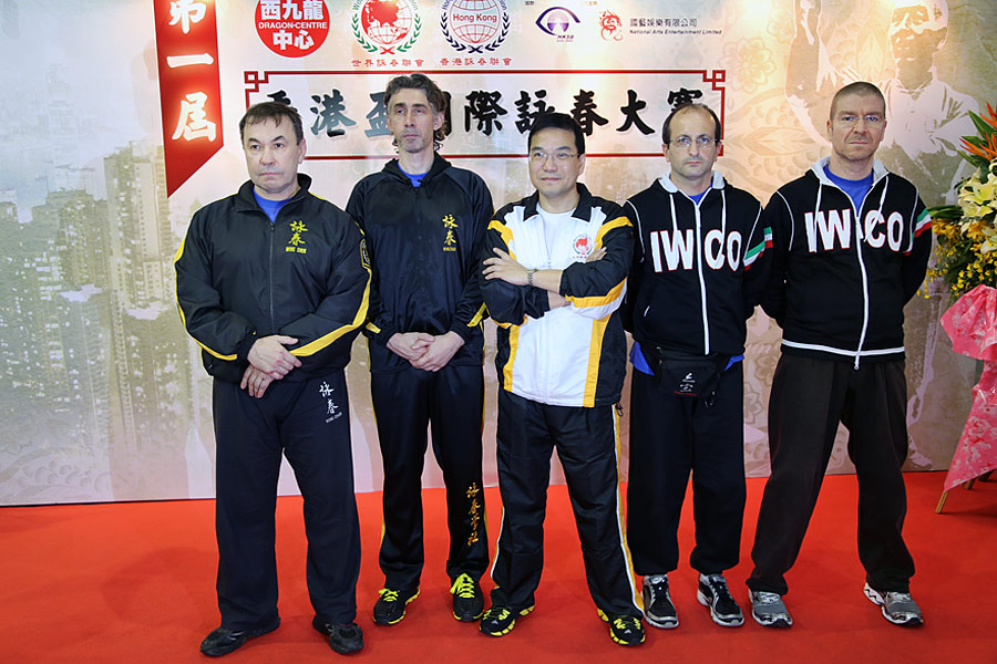 Ving Tsun Athletic Assotiaton, VTAA, Кубок Гон Конга по Вин Чун, Вин чун, винь чунь, international Wing Chun Organization, Wing Chun
